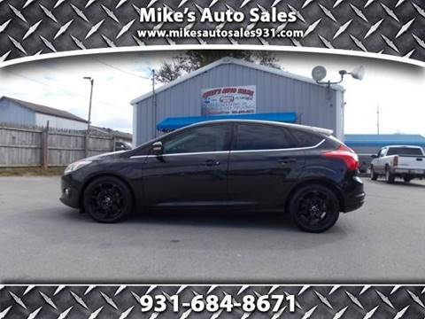 2012 Ford Focus for sale in Shelbyville, TN