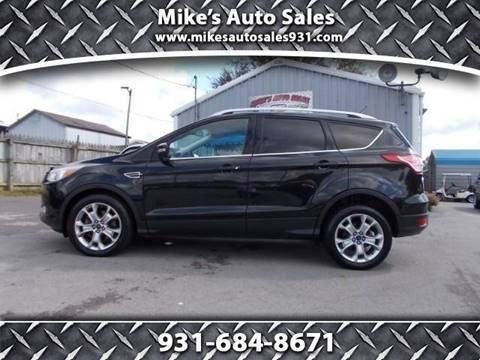 2015 Ford Escape for sale in Shelbyville, TN