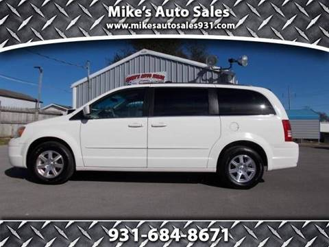 2008 Chrysler Town and Country for sale in Shelbyville, TN