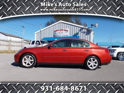 2004 Infiniti G35 for sale in Shelbyville, TN
