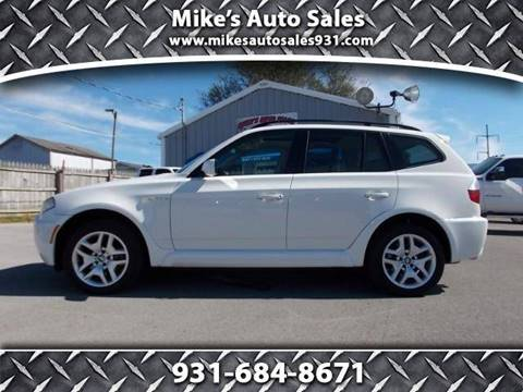 2007 BMW X3 for sale in Shelbyville, TN