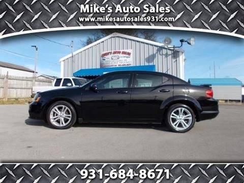 2013 Dodge Avenger for sale in Shelbyville, TN
