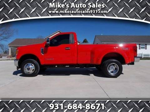2017 Ford F-350 Super Duty for sale at Mike's Auto Sales in Shelbyville TN