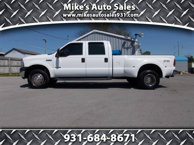 2007 ford f 350 super duty xl 4dr crew cab 4wd lb drw in shelbyville rh mikesautosalestn com 2007 F350 Specifications 2003 Ford F -250