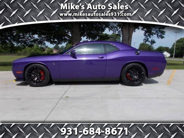 2016 Dodge Challenger for sale at Mike's Auto Sales in Shelbyville TN