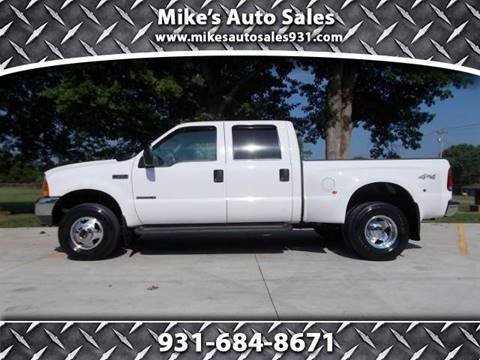 2001 Ford F-350 Super Duty for sale at Mike's Auto Sales in Shelbyville TN