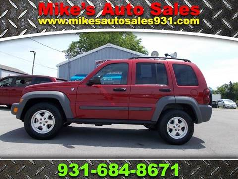 2006 Jeep Liberty for sale in Shelbyville, TN