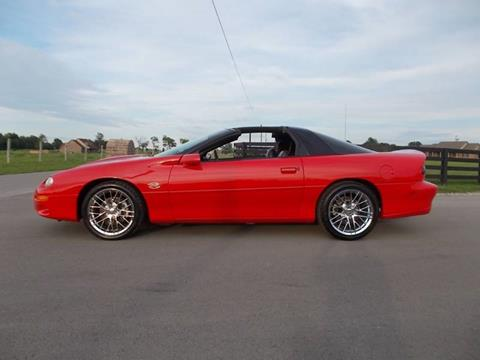 2002 Chevrolet Camaro for sale at Mike's Auto Sales in Shelbyville TN