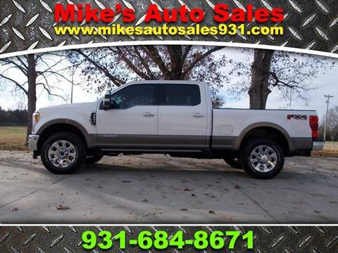 2019 Ford F-350 Super Duty for sale at Mike's Auto Sales in Shelbyville TN