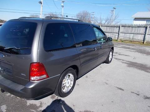 2006 Ford Freestar