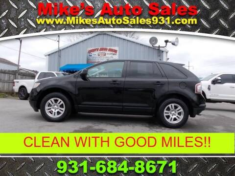 2008 Ford Edge SE for sale at Mike's Auto Sales in Shelbyville TN