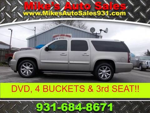2007 GMC Yukon XL Denali for sale at Mike's Auto Sales in Shelbyville TN