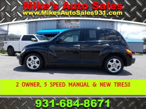 2002 Chrysler PT Cruiser for sale at Mike's Auto Sales in Shelbyville TN