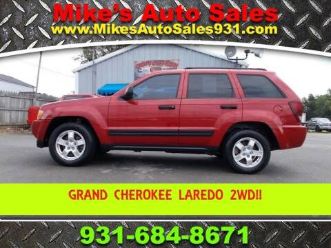 2006 Jeep Grand Cherokee for sale at Mike's Auto Sales in Shelbyville TN