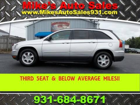 2006 Chrysler Pacifica for sale at Mike's Auto Sales in Shelbyville TN