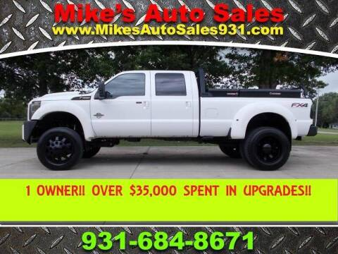 2012 Ford F-450 Super Duty for sale at Mike's Auto Sales in Shelbyville TN