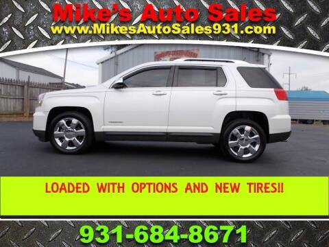 2016 GMC Terrain for sale at Mike's Auto Sales in Shelbyville TN