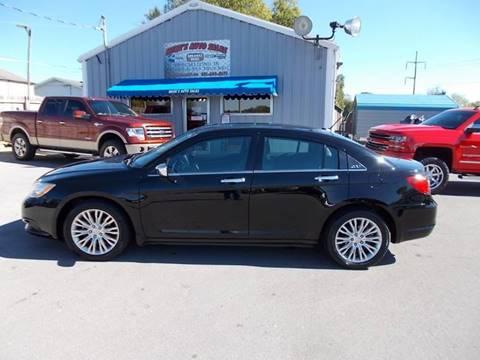 2012 Chrysler 200 for sale in Shelbyville, TN