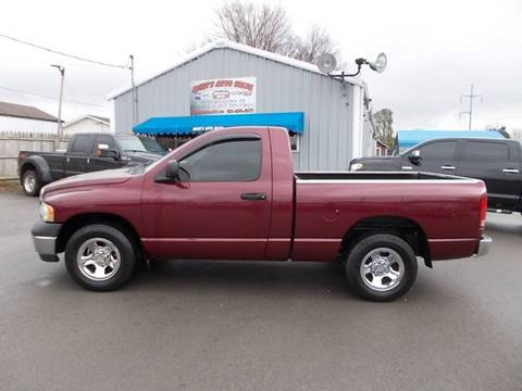 2002 Dodge Ram Pickup 1500 for sale in Shelbyville, TN