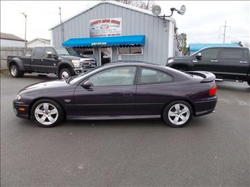 2004 Pontiac GTO for sale in Shelbyville, TN