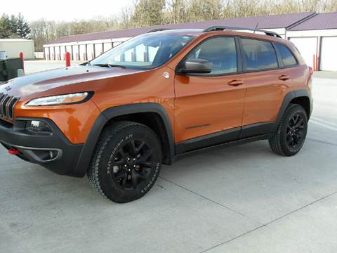 2015 Jeep Cherokee for sale in Shelbyville, TN