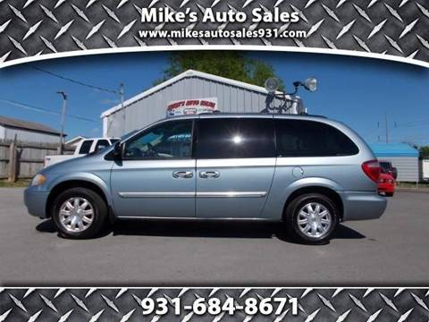 2006 Chrysler Town and Country for sale in Shelbyville, TN