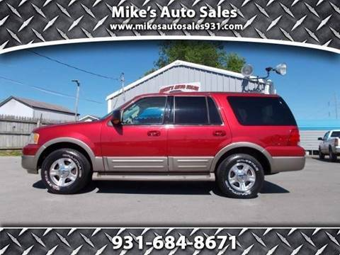 2004 Ford Expedition for sale in Shelbyville, TN