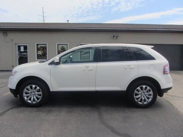 Ford Edge Awd Limited Dr Crossover Cadillac Mi
