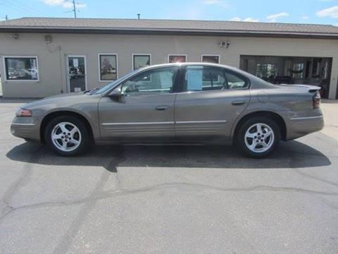 2000 Pontiac Bonneville for sale in Cadillac, MI