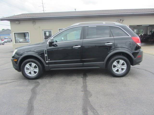 2008 Saturn Vue AWD XE-V6 4dr SUV In Cadillac MI - Mike's