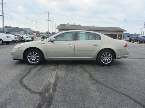2007 Buick Lucerne for sale in Cadillac, MI