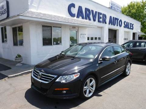 2012 Volkswagen CC for sale at Carver Auto Sales in Saint Paul MN