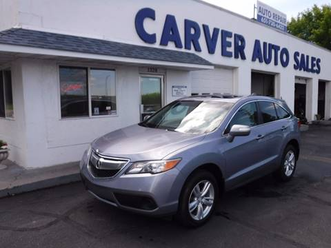 2013 Acura RDX for sale in Saint Paul, MN