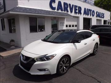 2016 Nissan Maxima for sale in Saint Paul, MN