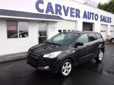 2015 Ford Escape for sale at Carver Auto Sales in Saint Paul MN