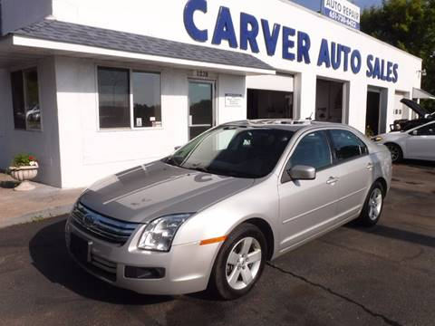 2008 Ford Fusion for sale in Saint Paul, MN