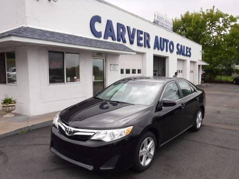 2013 Toyota Camry for sale in Saint Paul, MN