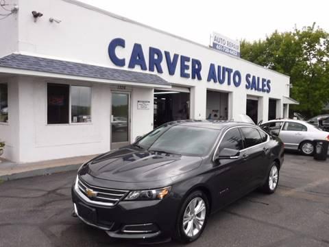 2015 Chevrolet Impala for sale in Saint Paul, MN
