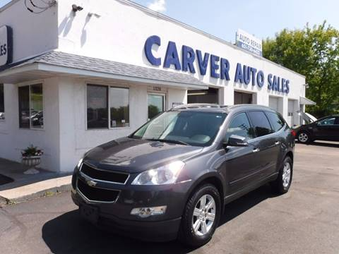 2010 Chevrolet Traverse for sale in Saint Paul, MN