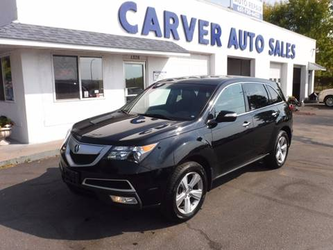 2013 Acura MDX for sale in Saint Paul, MN