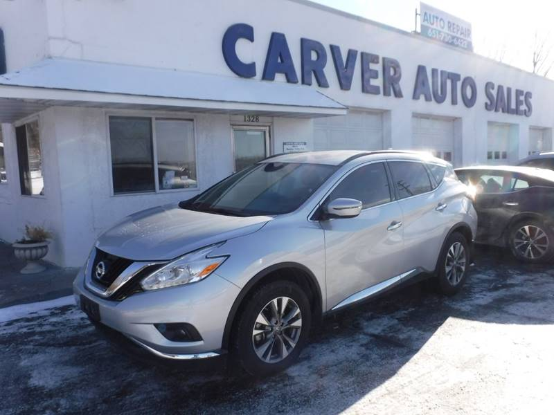 2017 nissan murano sv 4dr suv in saint paul mn carver auto sales. Black Bedroom Furniture Sets. Home Design Ideas