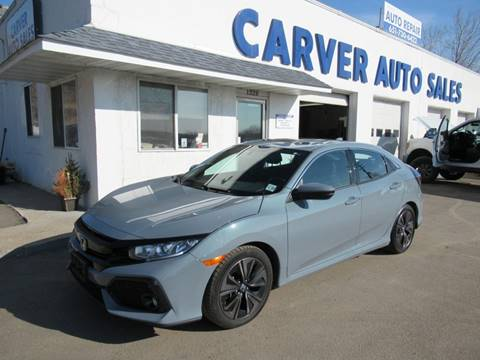 2017 Honda Civic for sale in Saint Paul, MN