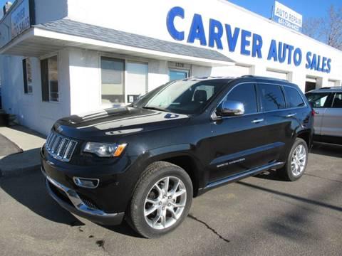 2015 Jeep Grand Cherokee for sale in Saint Paul, MN