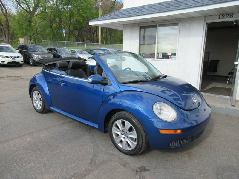 2008 Volkswagen New Beetle S PZEV 2dr Convertible 6A In
