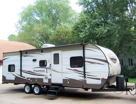 Campers For Sale In Mn >> 2017 Forest River Wildwood For Sale In Saint Paul Mn
