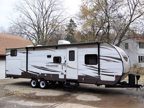 Campers For Sale In Mn >> 2017 Wildwood 30kqbss For Sale In Saint Paul Mn
