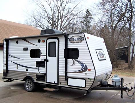 Campers For Sale In Mn >> 2017 Forest River Viking 17bh For Sale In Saint Paul Mn