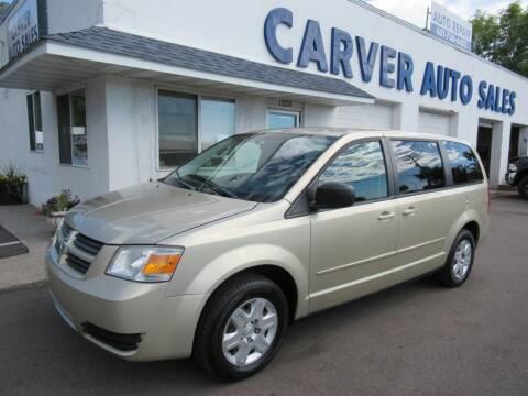 2010 Dodge Grand Caravan for sale at Carver Auto Sales in Saint Paul MN