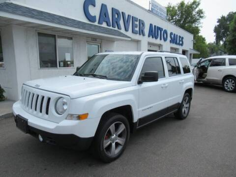 2015 Jeep Patriot for sale at Carver Auto Sales in Saint Paul MN