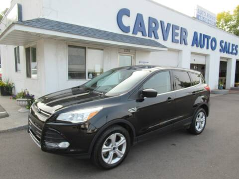 2016 Ford Escape for sale at Carver Auto Sales in Saint Paul MN